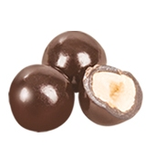 Dragee Hazelnuts covered with dark chocolate [71.003000014]