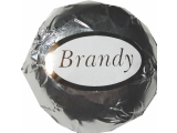 Almond paste filling brandy covered with dark chocolate